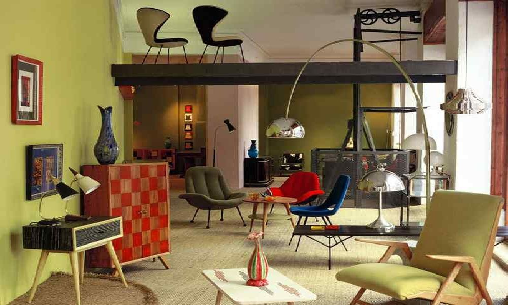 Merveilleux The Best Vintage Furniture Shops In Barcelona | Barcelona