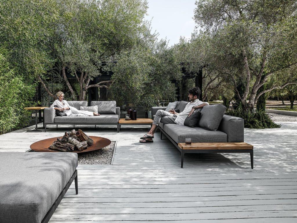 Photo of Grid lounge – von gloster furniture: modern  von friedrich living e.k.,modern | homify