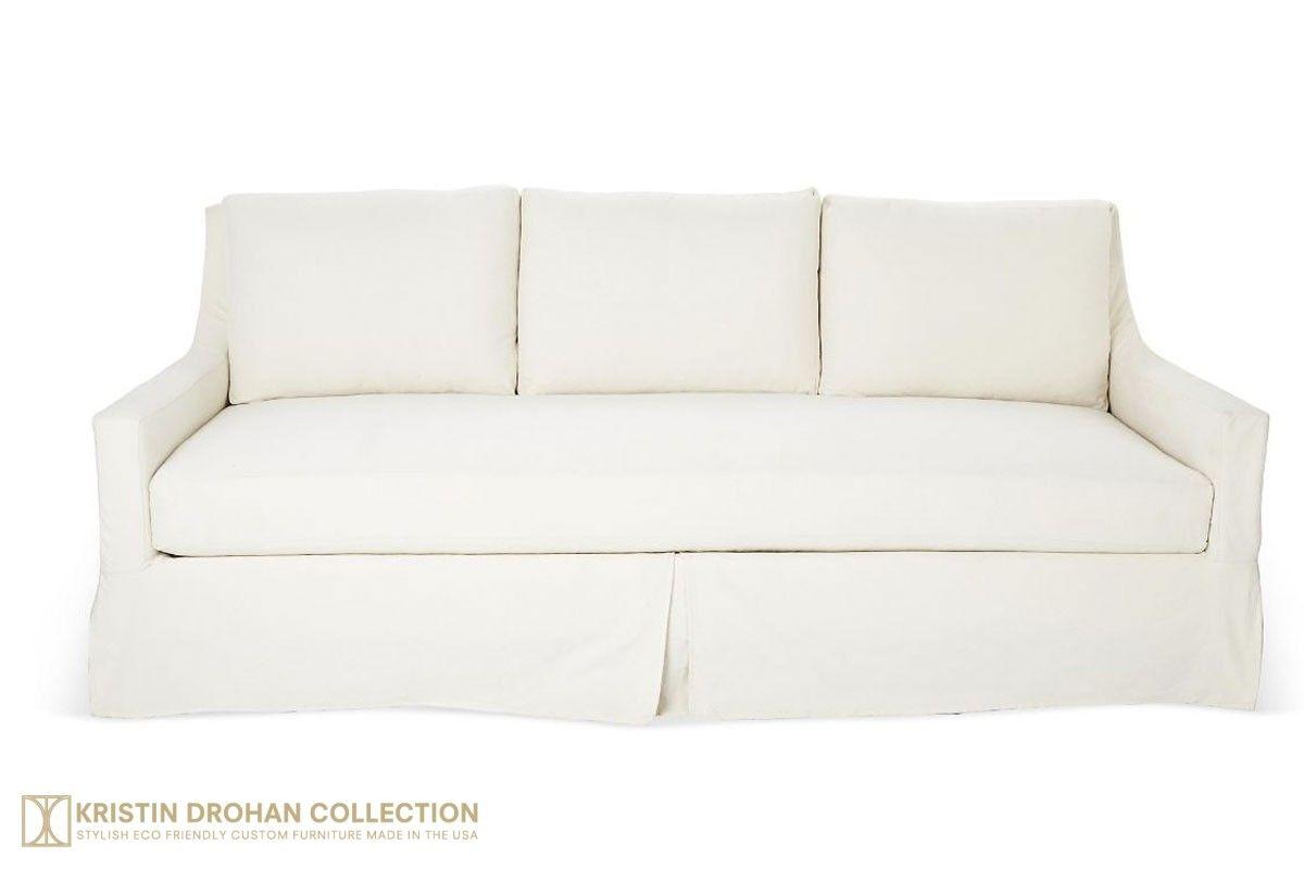 Super Daisy Slipcovered Sofa Furniture Websites Slipcovers Theyellowbook Wood Chair Design Ideas Theyellowbookinfo