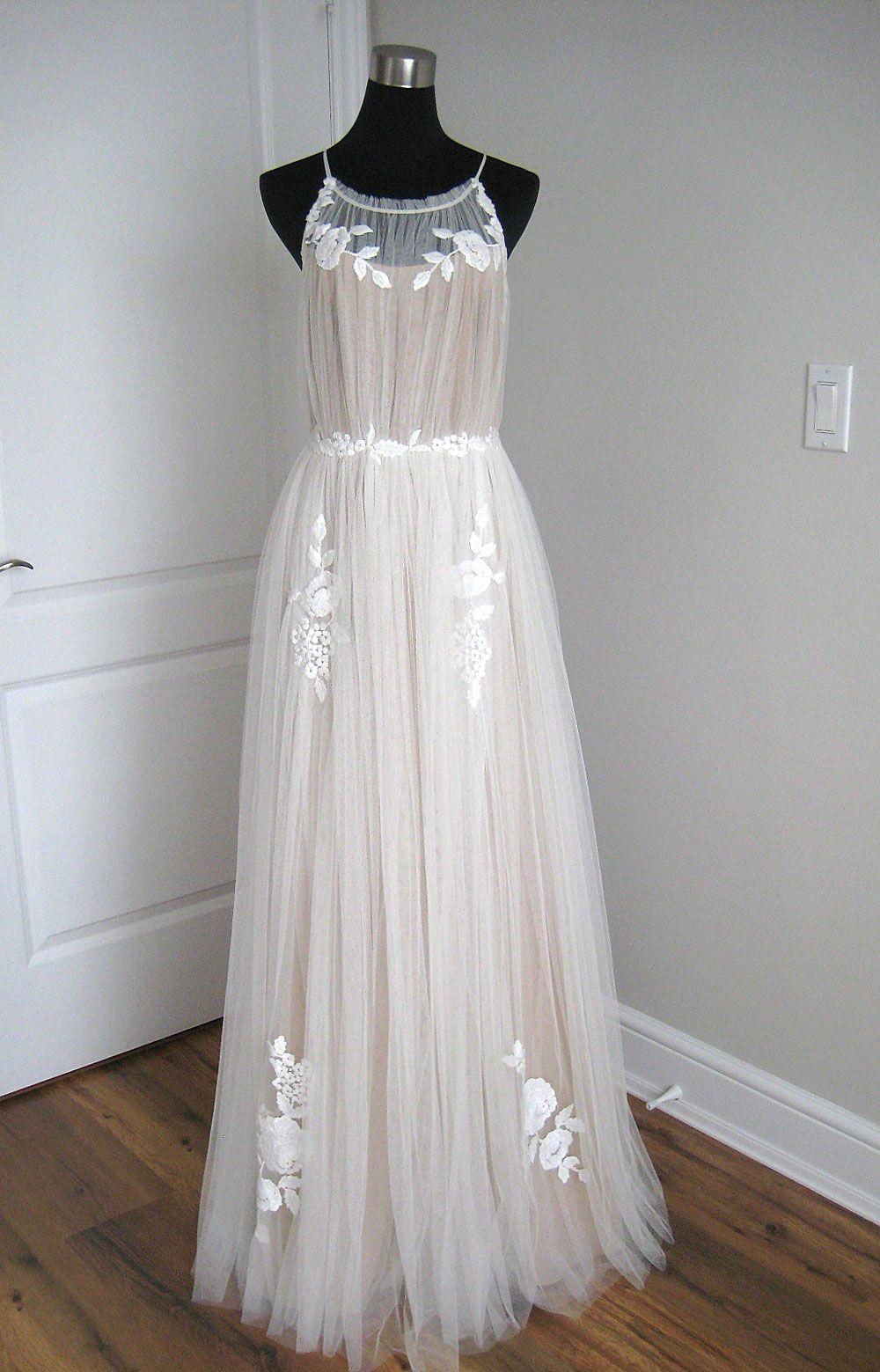 Trendy ANNA KARA Corriander Size Wedding Dress