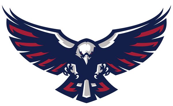 Sports Logo Png 600 368 Burung Rajawali Logo Keren Desain Logo