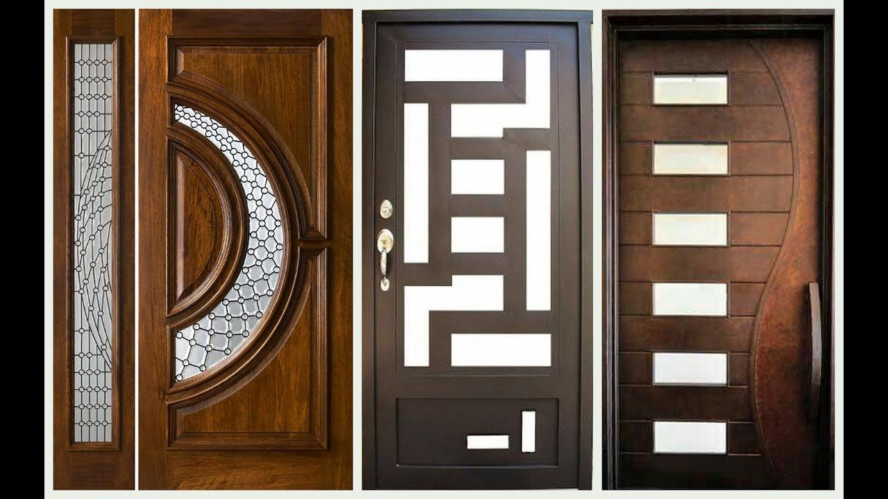 Top 60 Modern Wooden Door Designs For Home 2018 Plan N Design Wooden Door Design Wood Doors Interior Modern Wooden Doors