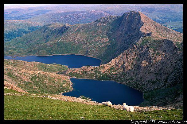 "Trek"" Welsh 3000s, the hardest mountain challenge in Snowdonia, Wales"