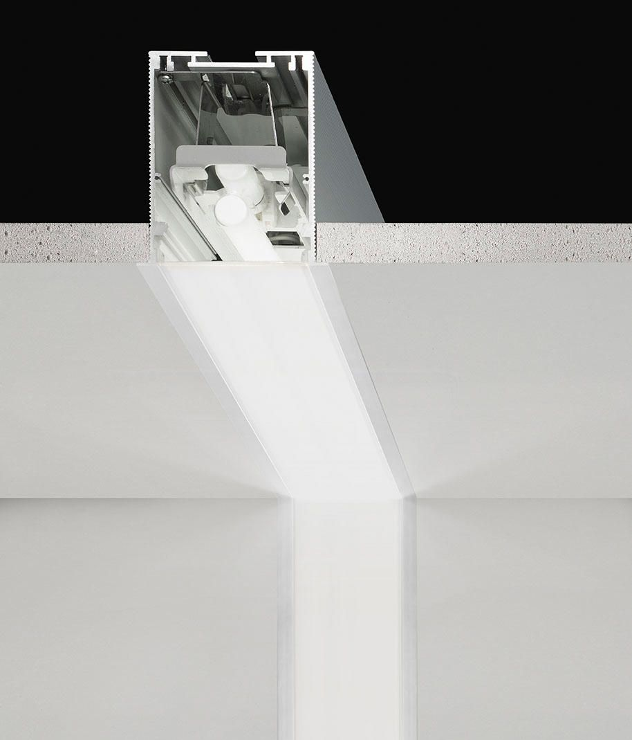 NOLITA TRIM FLUO XG  General lighting from Panzeri  Architonic