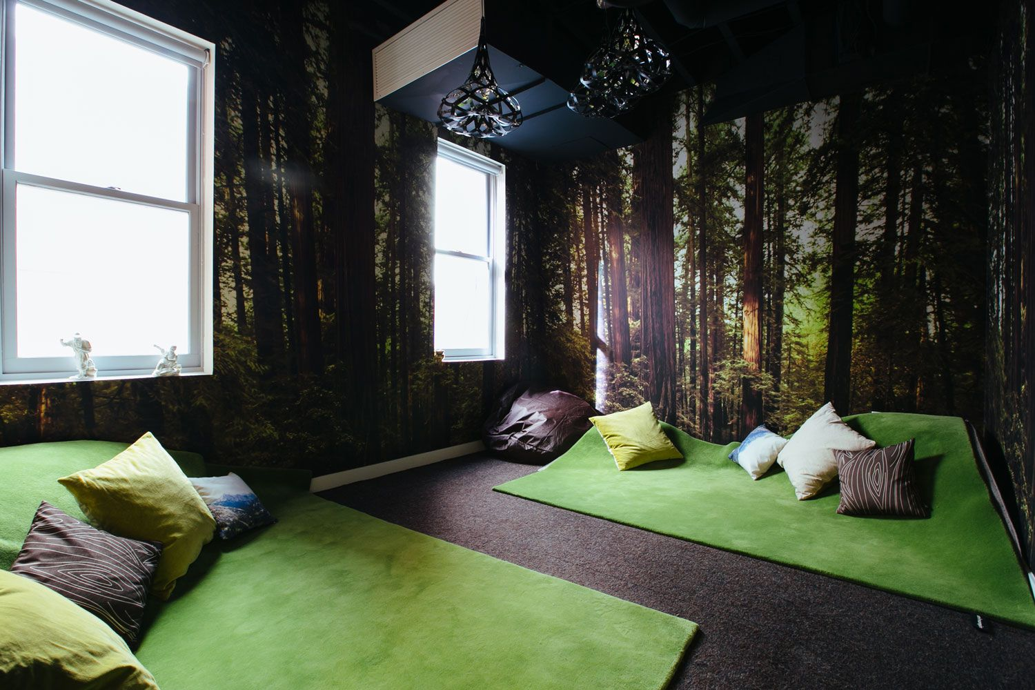 WeWork Chinatown Relaxation Room