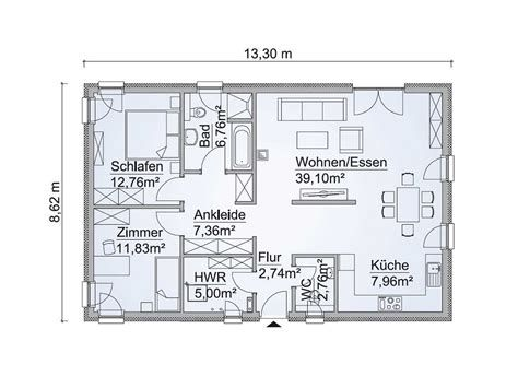 Fertighaus 110 Qm in 2020 (With images) Bungalow, Floor