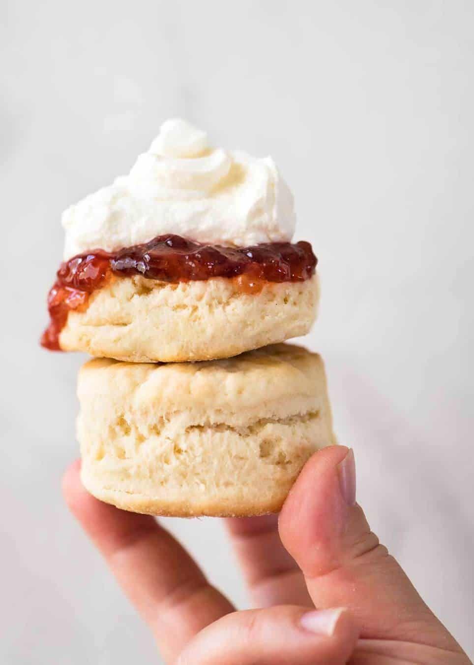 Scones Recipe Food Processor Recipes Scones Recipe Easy Scones And Jam