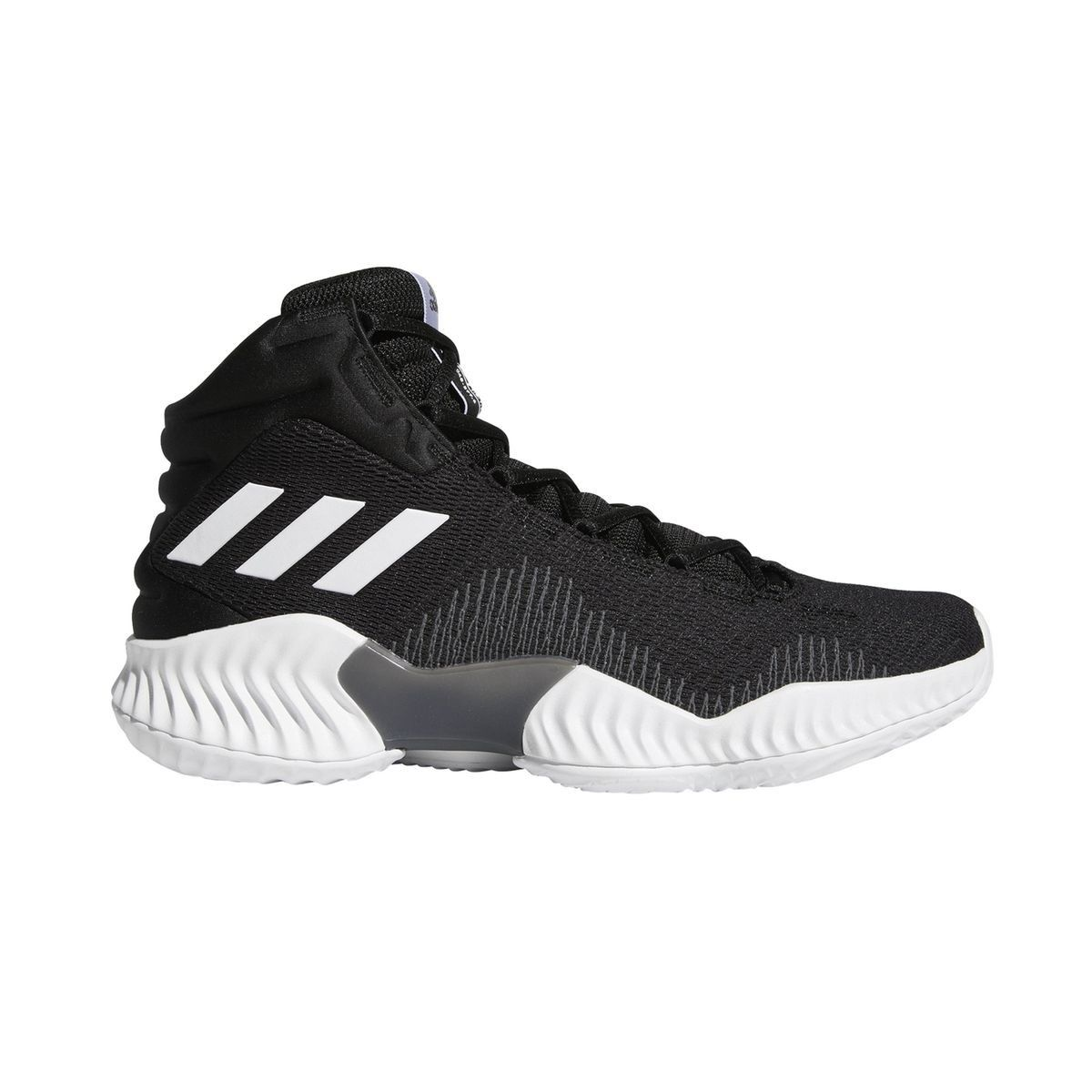 Chaussures Basketball Adidas Pro Bounce 2018 Noir - Taille : 41;42