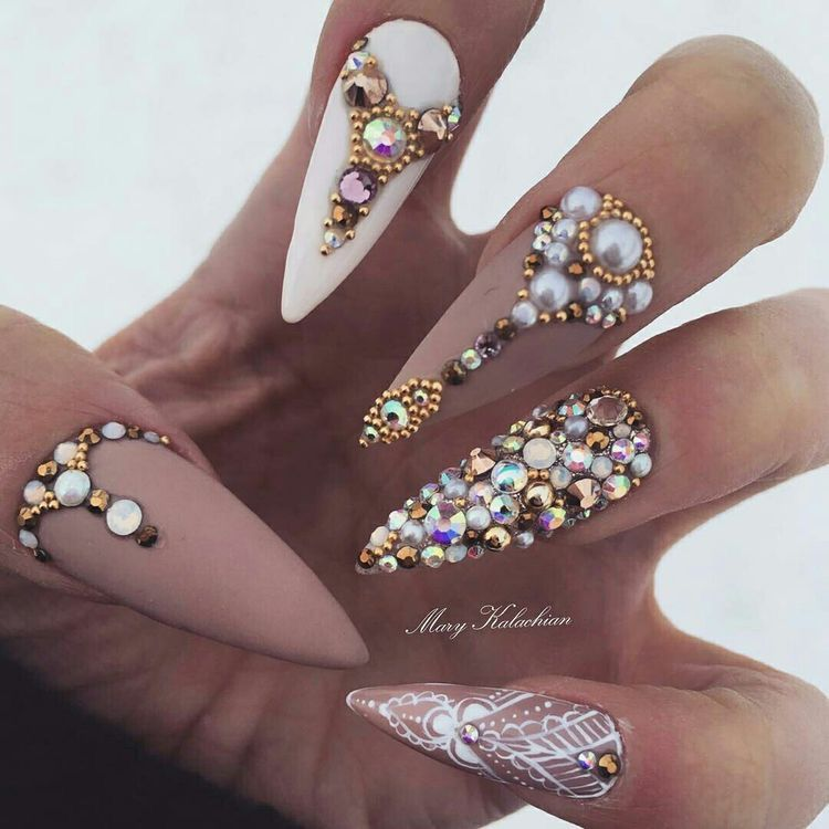 Pin by Dillia on Nail ideas | Pinterest