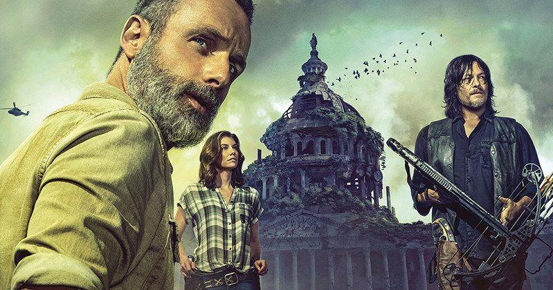 Walking Dead Season 9 Poster Takes The Survivors To Washington