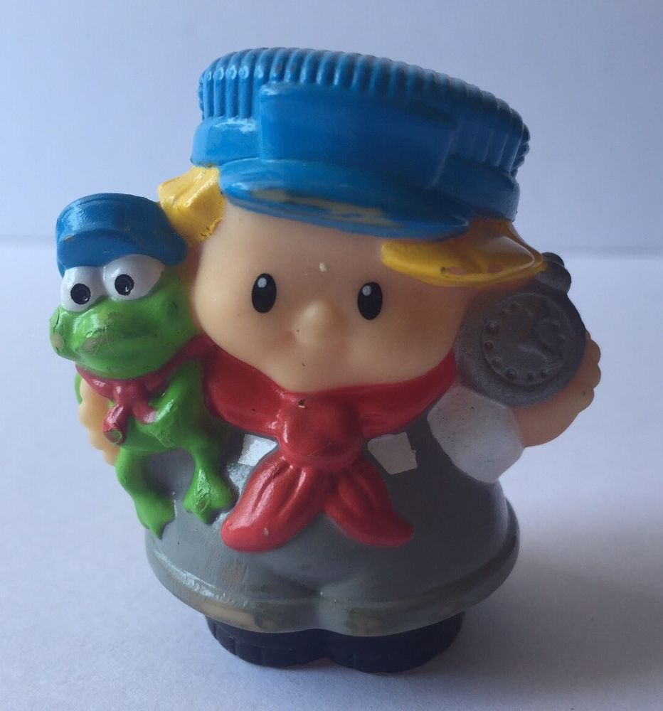 Fisher Price Little People   Engineer   New!!