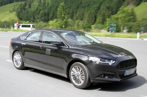 New Ford Mondeo Caught In The Alps Pre Approved Car Finance For