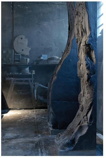 MCZ Museo Carlo Zauli   Sala dei forni    [foto Cristina Bagnara]