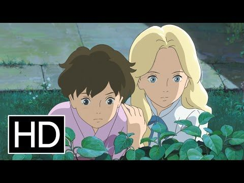 When Marnie Was There Official Trailer Studio Ghibli Studio Ghibli Movies Studio Ghibli Art