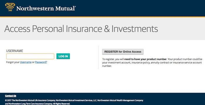 Northwestern Mutual Sign In Signs Financial Planning Life