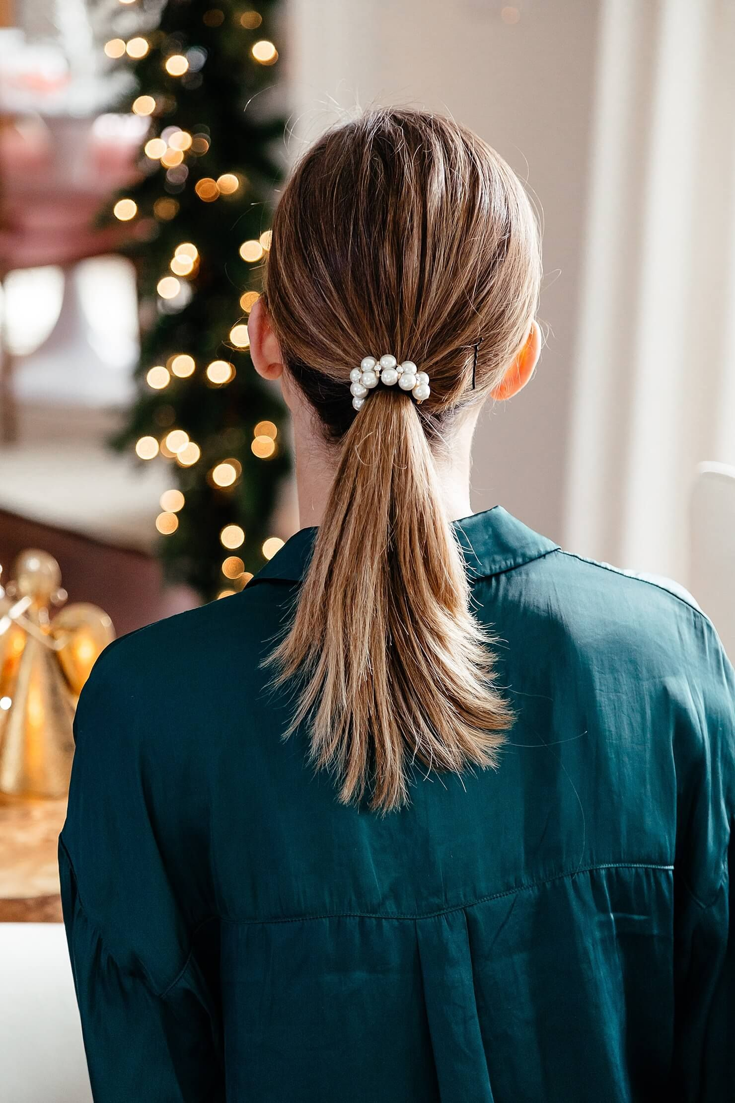 6 Easy Holiday Hairstyles