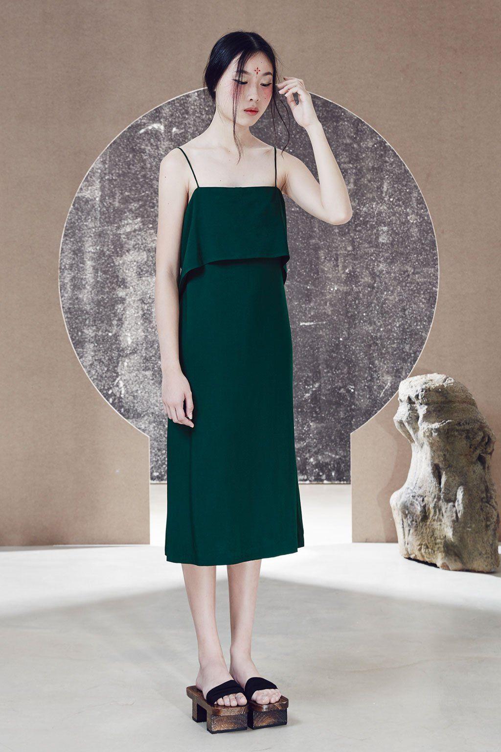Wen Dress  https://stolenstolen.com/collections/dresses/products/wen?variant=4151462428713