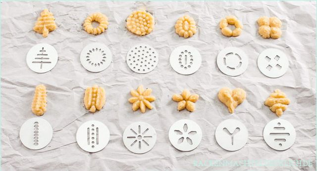kekse aus der geb ckpresse rezept kekse geb ck pl tzchen und spritzgeb ck. Black Bedroom Furniture Sets. Home Design Ideas