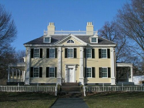 Pin By Amy Taylor On Architecture In 2020 Georgian Style Homes New England Homes Colonial House