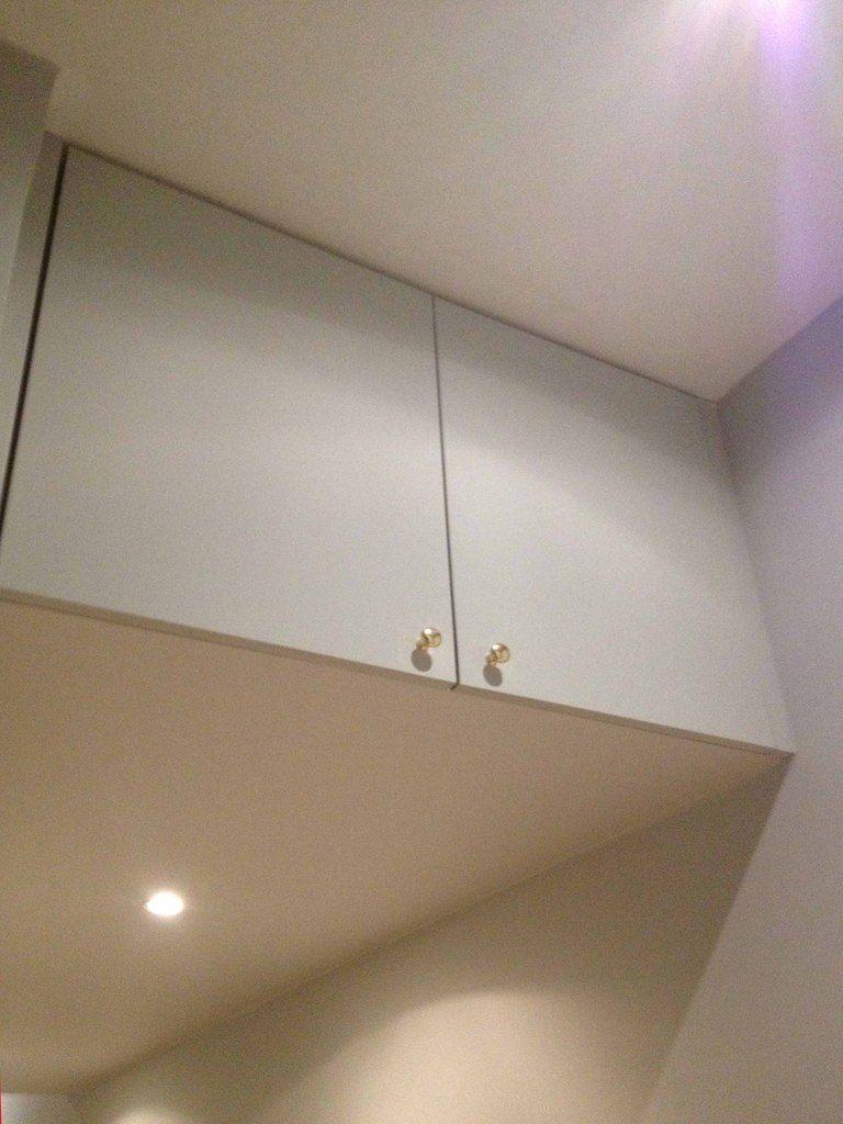 Placard Sous Plafond Et Spot Encastré
