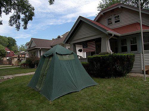 My Vintage Umbrella Tent 1 Vintage Umbrella Tent Umbrella