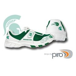 Michigan state spartans, Tennis shoes