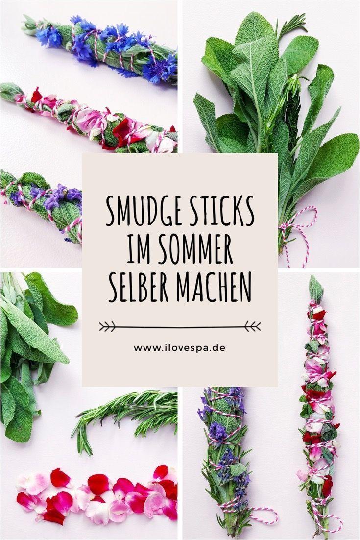 Lavendel rauchen