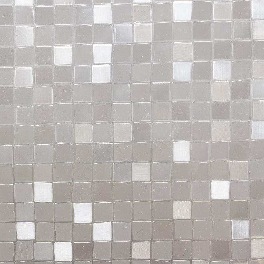 Lowes Decorative Tile Shop Gila 36In W X 78In L Translucent Mosaic Privacydecorative