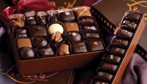 viajaBonito: Conoce las siete maravillas de comer un chocolate