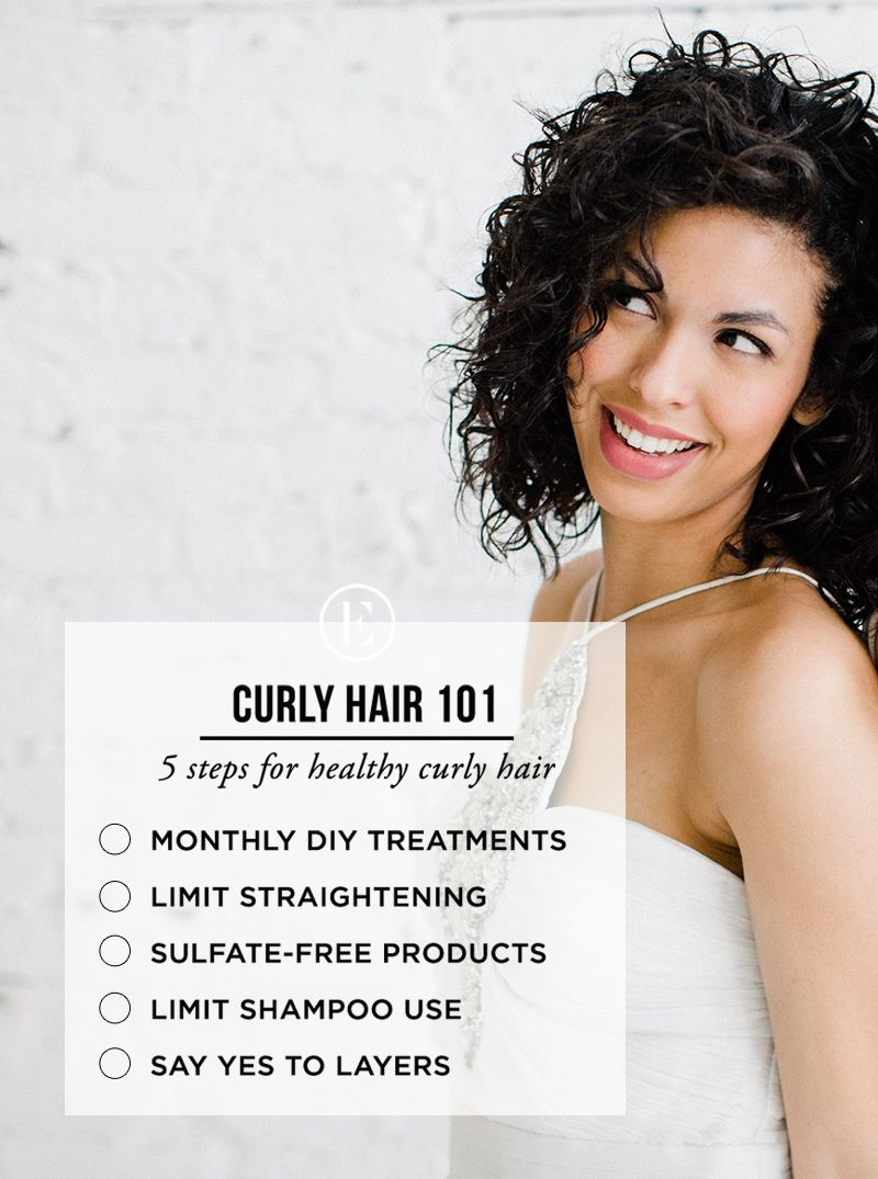 Curly Hair Tips and cool hairstyle