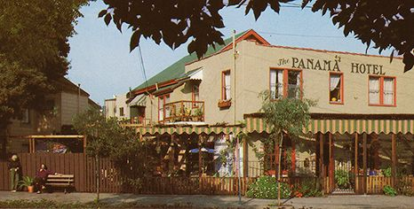 The Panama Hotel And Restaurant Is An Historic Bed Breakfast Inn Located In Beautiful San Rafael California Midway Between Francisco