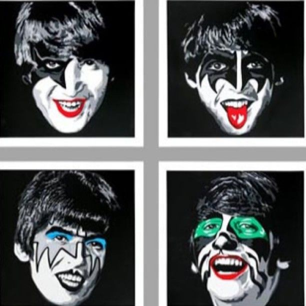 Kiss-Beatles