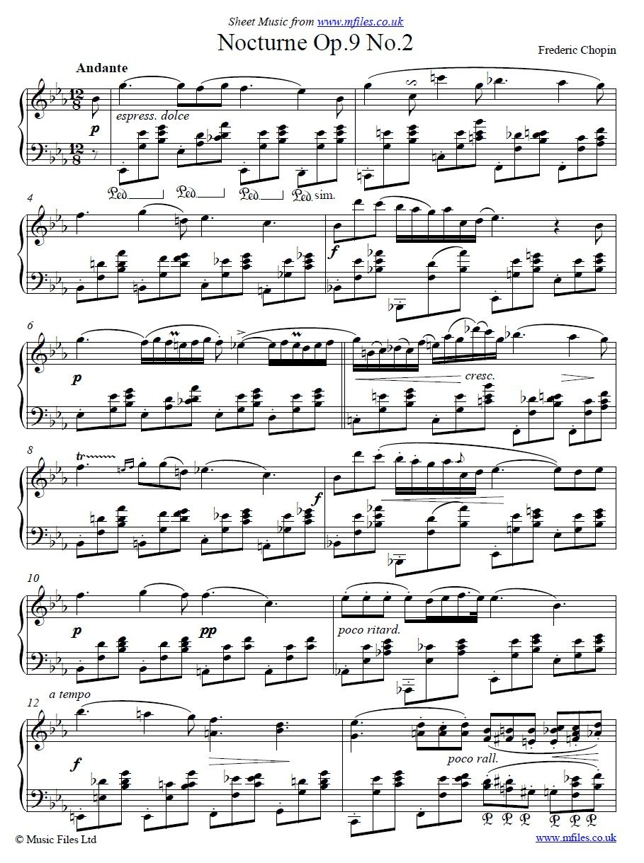 31 Chopin Sheet Music Piano And Arrangements Ideas Frédéric Chopin Sheet Music Piano