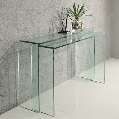 Vision 2 Piece Console Table Set | Console tables, Consoles and ...