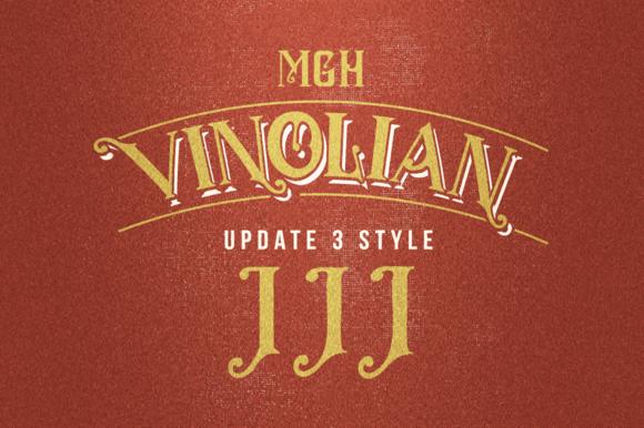 MGH vinolian HandDrawn Clean & Rough by maghrib on Creative Market