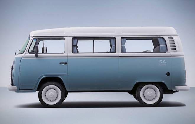 Volkswagen Microbus Kombi Last Edition 2014