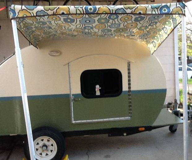 Camping Pvc Tent Tent Awning Caravan Awnings
