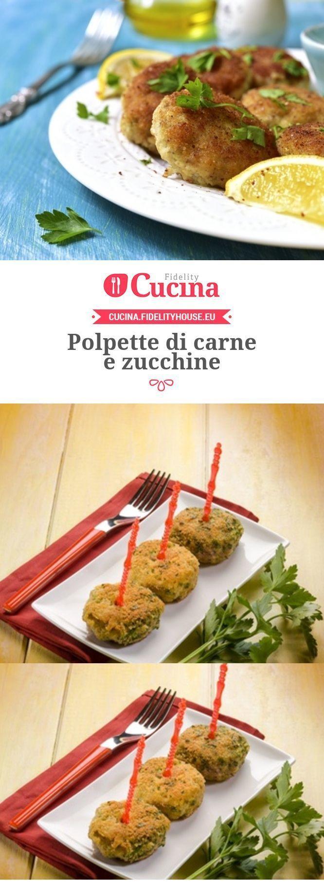 Photo of Meatballs and zucchini #polpetterezept #Meatballs …