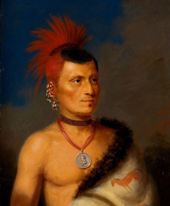 Peskelechaco pawnee charles bird king u pinterest