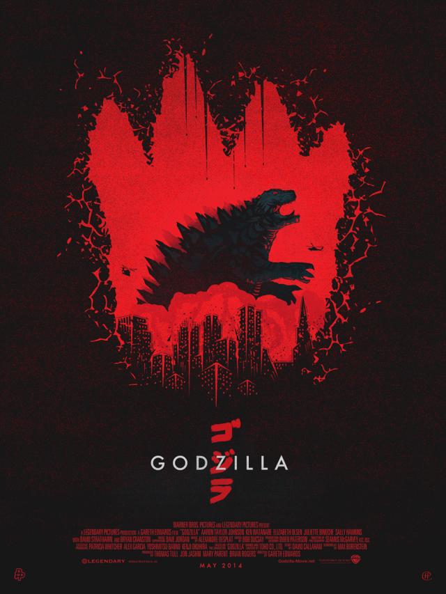 Neo Godzilla Logo By Art Minion Andrew0 On Deviantart Kaiju Monsters Godzilla Tattoo Movie Monsters