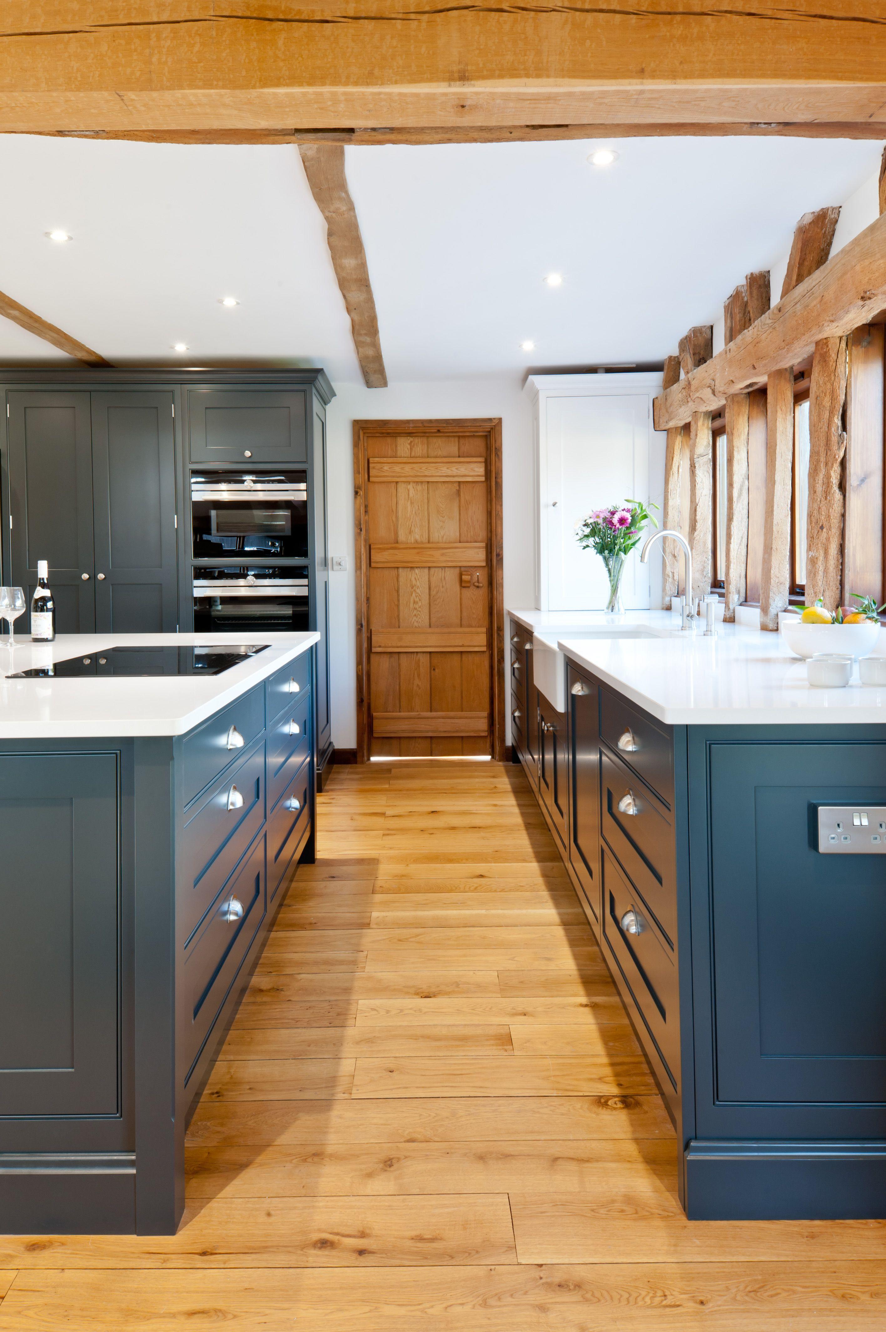A Thoroughly Bespoke Kitchen Minimal Kitchen Design Bespoke Kitchen Design Kitchen Remodel