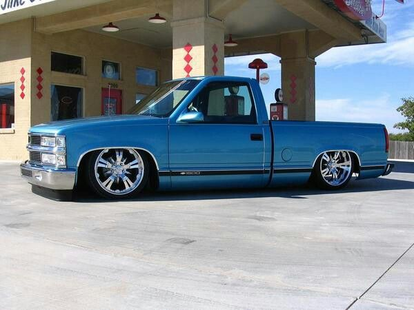 Blue By You Custom Chevy Trucks Chevy Pickup Trucks Chevy Trucks