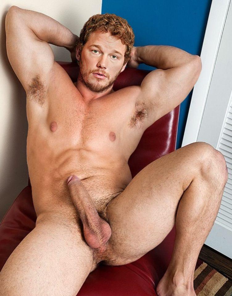 pratt gay Chris naked