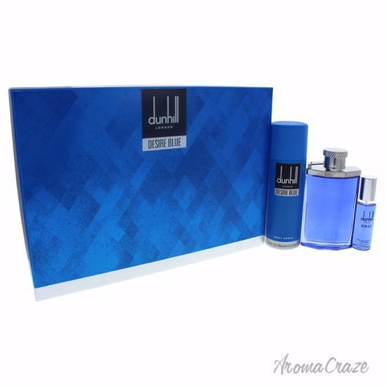 $30.93 |  Alfred Dunhill Desire Blue London 3 Piece Gift Set for Men #scentsylaborday