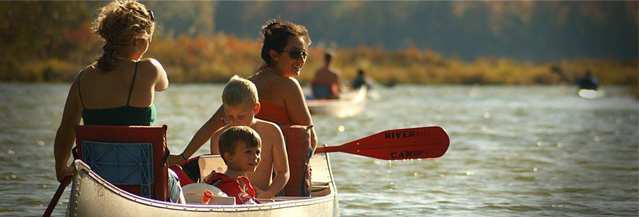Riverside Canoe Trips provides family fun trips on the Platte River in Northern Michigan. We're here to offer you the best Platte River experience available. Drop by and we'll get you on your way.