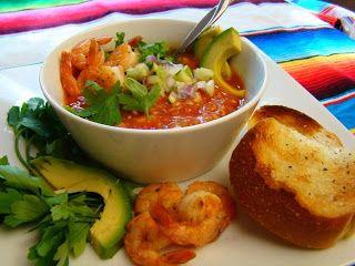 Krista's Kitchen: Gazpacho Recipe