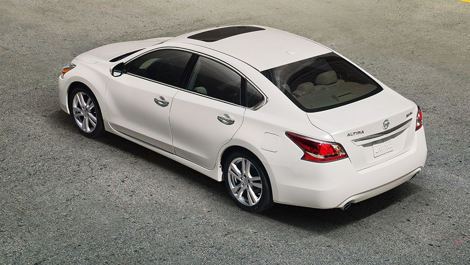 Discover The 2015 Nissan Altima From All Angles Altima Nissan Altima Nissan