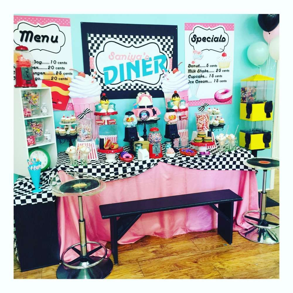 1950 S Sock Hop Birthday Party Ideas In 2019 1950 S