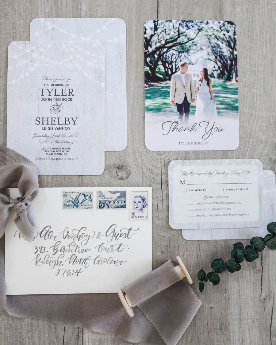 4 Newlywed-Approved Tips for Ordering Your Wedding Stationery ...
