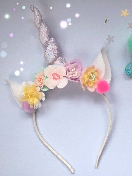 Style Report - Always be yourself. Unless you can be a unicorn. Then always be a unicorn. #unicorn #headband #party #ideas